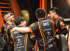 TSM vs P1 (lolesports) Tags: nalcs summersplit2016 nalcssummersplit2016 week8day2 p1 phoenix1 teamhuddle gate losangeles california usa