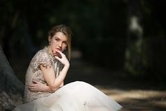 BELLOS PENSAMIENTOS (Dream Photography by margamorqui) Tags: woman beauty mujer soft dresses romantic bella elegant delicate suave romantica elegante vestidos delicada partydresses vestidosfiesta juancarlosarmas