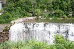 Lower Falls (juliafrenchfrey) Tags: park rochester rochesterny 585 roc water geneseeriver genesee waterfall waterfalls