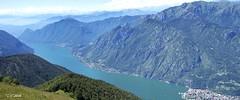 monte di Tremezzo (D.C photo) Tags: italy mountain como nature water hiking sony tripod lombardia lecco comolake