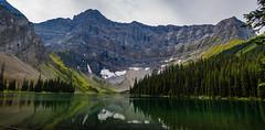Rawson Lake - Portrait Pano (ken.sparks33) Tags: rawson lake peterlougheedprovincialpark canadianrockies alberta panorama hangingvalley mountain scree alpine ridge rock wall cans2s