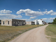 Officer's Row (jimmywayne) Tags: fortlaramie wyoming nationalhistoricsite goshencounty fort historic oldbedlam oldest bachelor quarters
