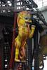 Lion on a Ceremonial Temple Chariot (VinayakH) Tags: halasurusomeshwaratemple bangalore india ulsoor chola vijayanagaraempire kempegowda hindu shiva temple hinduism