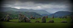 Lake District (2) (benmet47) Tags: scenery lakedistrict circle stonecircle castlerigg castleriggstonecircle stones hills