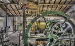 Ironbridge Mine Winch (Darwinsgift) Tags: ironbridge museum mine winch blists hill victorian town telford shropshire nikkor 14mm f28 rf af d photomatix pro 5 hdr