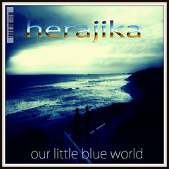 our little blue world (ambientlight) Tags: lucid science design studios herajika ambientlight ambientlightgroup concept art music sample