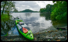 The great escape (Nicolas Valentin) Tags: loch landscape lochlomond light lomond lake kayakfishing kayak kayakscotland kayaking kayakfishingscotland fishing freedom
