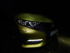 My new ride (Budoka Photography) Tags: car honda nightphoto lightatnight light lightpainting samyang14mmf28 manualfocus manual sonyalphailce7rm2 iwillnevergrowup night