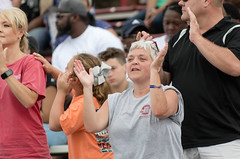 Football Gameday (HendersonStateU) Tags: 2016 day family football game northwestern oklahoma reddie students