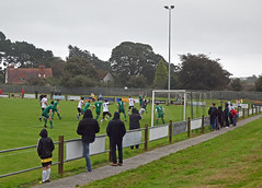 St Austell 2, Street 3, FA Vase 2nd Qualifying Round, September 2016 (darren.luke) Tags: cornwall cornish football landscape nonleague grassroots st austell fc street