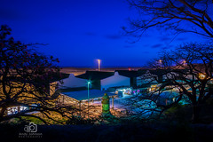 Maurice Bishop Intl. Airport (Andy Johnson Photos) Tags: nightphotography light landscape photography nikon focus wideangle grenada slowshutter caribbean
