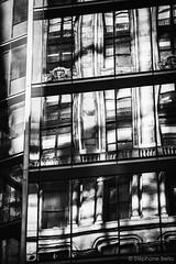 Comment faire plus vieux que son age (stephaneberla) Tags: blackandwhite newyork building window buildings effects photography blackwhite noiretblanc nb reflet reflect fx fentre reflets immeuble effets