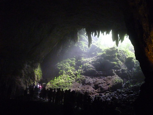 Rio Camuy caves interior humidity