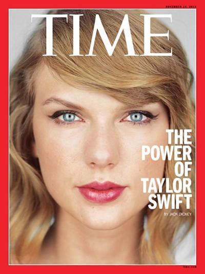 November, 24 2014 Description: The Power of Taylor Swift