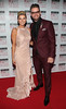 Lisa Duffy and Keith Duffytonight on the Red Carpet at The Peter Mark VIP Style Awards 2015 at The Marker Hotel,Dublin.