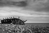 Swiks shipwreck *edit (Rickard_fristedt) Tags: blackandwhite bw white black contrast ship sweden shipwreck wreck öland swiks allaärfotografer