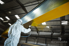 Overhead Crane Fabrication