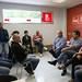 Javier Fernández anuncia que los parados mayores de 45 años y los jóvenes tendrán prioridad en los planes de empleo