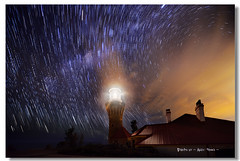 _TEN9291_stack_1200 (alex-teng) Tags: lighthouse way stars track moonrise milky