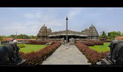 VEERA NARAYANA TEMPLE, BELAVADI (GOPAN G. NAIR [ GOPS Creativ ]) Tags: architecture temple photography karnataka veera hoysala narayana gops gopan belavadi gopsorg gopangnair veeranarayana gopsphotography