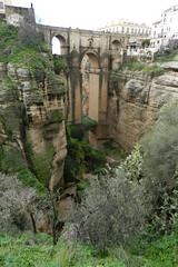 Puente Nuevo Ronda Málaga 06 (Rafael Gomez - http://micamara.es) Tags: puente nuevo ronda málaga malaga