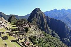 Machu Picchu (LakshmyN) Tags: peru machu picchu wonders