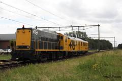 SHD 2205+CTO Oud-Heeze (Het Treinkanaal) Tags: diesel 2205 2200 cto shd heeze meetrijtuig oudheeze