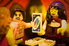 DRAW 4!!! (legomeee) Tags: lego uno marco playingcard legofun legominifigs legominifigures legophotography legogame legophoto legography legographer
