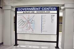 DSC_1442 (billonthehill2001) Tags: boston subway mbta governmentcenter greenline blueline
