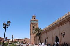 Kasbah Mosque, Marrakech (bansareemandania) Tags: mosque morocco maroc marrakech kasbah