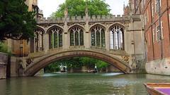 Bridge of Sighs (tco1961) Tags: uk bridge cambridge england river university cam sighs xu zhimo