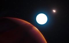 Newly-Discovered Planet Has 3 Suns (NASA's Marshall Space Flight Center) Tags: sun marshall nasa planet solarsystem nasamarshall nasasmarshallspaceflightcenter solarsystembeyond hd131399ab