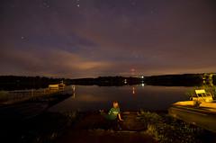 Astro Practice Ice Lake (reg5145) Tags: nightphotography sky lake nature night clouds dark stars outside nikon outdoor peaceful astrophotography tokina1116mm nikond7000