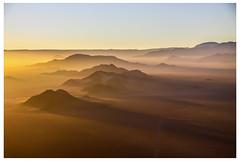 Sossusvlei Ballooning, Namibia (mistermo) Tags: namibia afrika africa ballooning hotairballoon canoneos50d canon sunrise desert shadows wste schattenspiel berge mountains scenic nature