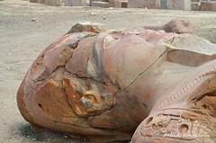 Ramses II at Tanis (konde) Tags: art statue ancient delta hieroglyphs ramsesii cartouche tanis newkingdom 19thdynasty