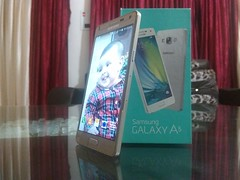 samsung galaxy a5 review and unboxing