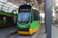 MPK Poznan, 204 (Chris GBNL) Tags: mpkpozna tram 204 konstal105na moderusalfa pozna