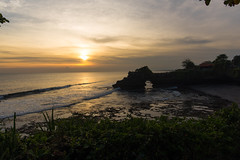 Tanah Lot Surfing (Corey Hamilton) Tags: sunset bali tanahlot indonesia travel surf