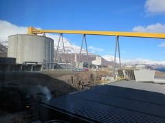 ALCOA Aluminium Plant in Reydarfjordur, Iceland (Travel writer at KristineKStevens.com) Tags: iceland alcoa reydarfjordur aluminium