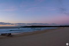 Pink Sunrise (arnimangoes) Tags: sunrise landscape nikon d7100 sky clouds sydney australia beach seascape maroubra