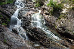 Walton Glen gorge (Julie Hawkes) Tags: waterfall newbrunswick hiking nature waltonglengorge