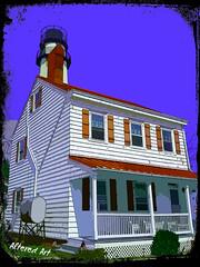 Southern Delaware Fenwick Island lighthouse (delmarvausa) Tags: lighthouse fenwickislanddelaware fenwickisland fide lighthouses coastal eastcoast beach seashore oceancity delmarvapeninsula delmarva sussexcounty sussexde delawarebeaches coastaldelmarva fenwickislandde fenwickislandlighthouse delawarelighthouses lighthousesofdelmarva beacon maritime coastaldelaware