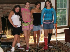 kels562_bethany03 (cb_777a) Tags: broken leg ankle foot cast crutches toes usa