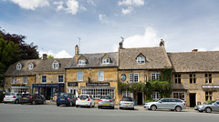 Stow-on-the-Wold Shops (IceNineJon) Tags: cotswolds england canon5dmarkiii gloucestershire photography stowonthewold europe greatbritain unitedkingdom 5dm3 britain uk store shop town village shopping storefront stone