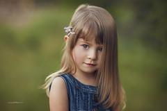 Spring Girl. (www.sergeybidun.com) Tags: kid child girl natureface portrait