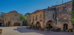 Monells (Meino NL OFF LINE ON THE ROAD) Tags: monells catalunya cataloni espana espagne spain spanje elbaixempord medievalvillage middeleeuwsdorp