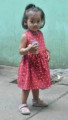 cute toddler (the foreign photographer - ) Tags: aug72016nikon cute toddler milk carton khlong bang bua portraits bangkhen bangkok thailand nikon d3200