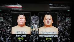 clean sweep (video clip) (Riex) Tags: ozeki sumo wrestling sports tokyo september 2016 japan japon video clip movie match tournament tournoi g9x