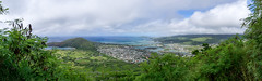 Koko Head Panorama5 (jasonclarkphotography) Tags: america beach christchurch clouds crater emount fauna flora green hawaii honolulu jasonclark jasonclarkphoto jasonclarkphotography kokohead land landscape light nex nz natural nature newzealand oahu sony sand sky usa volcano waikiki water a6000 alpha blue blues