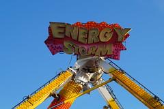 DSC02244 (A Parton Photography) Tags: fairground rides spinning longexposure miltonkeynes fireworks bonfire november cold